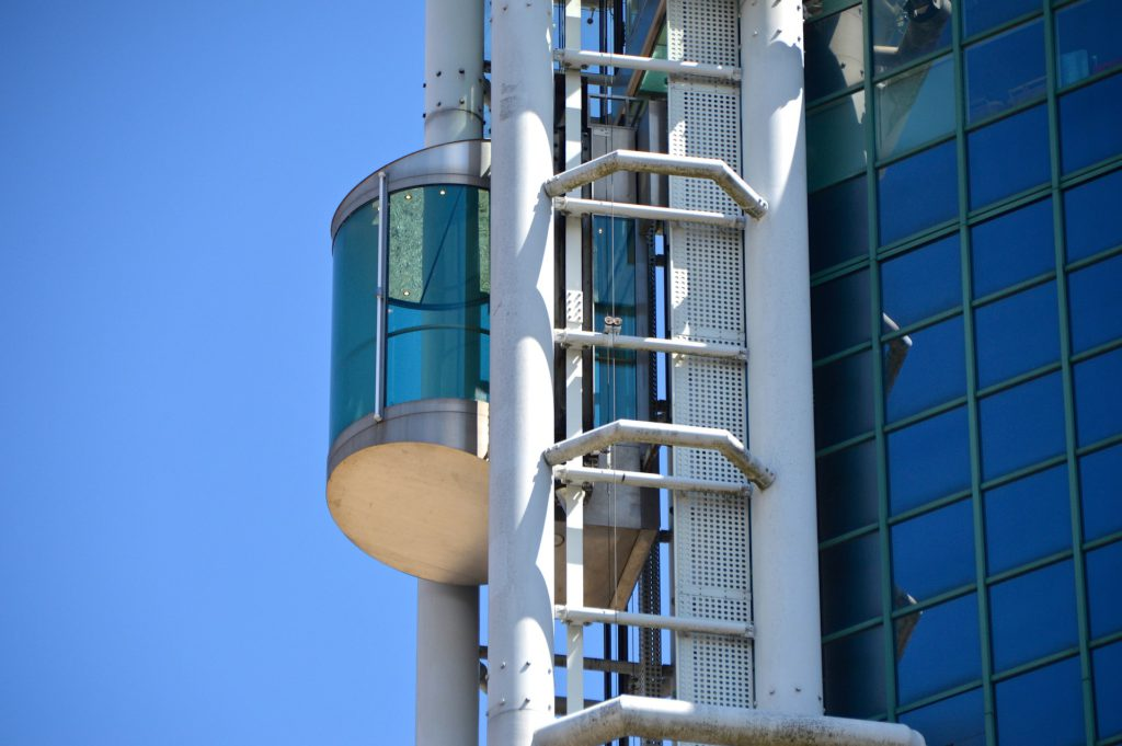 ascensores inteligentes